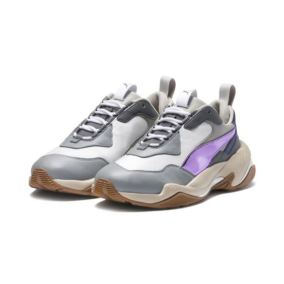 Thunder Electric Women's Sneakers | White-Pink Lavender ...