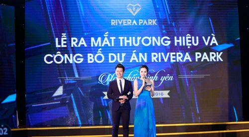 Lễ ra mắt thương hiệu Rivera Park