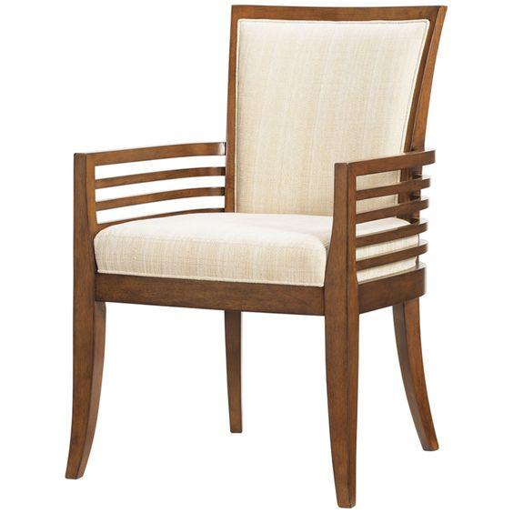Lexington Ocean Club Kowloon Arm Chair Set of 2 536-883-01