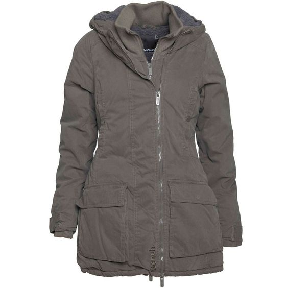 Buy Bench Womens Adventure Jacket Black Ink at MandMDirect