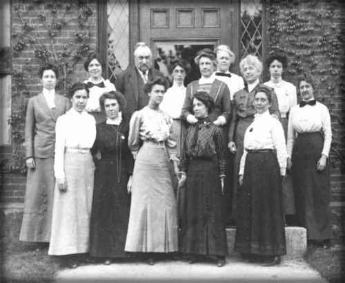 Charle S Pickering S Harem Of Astronomers 1913 Women In