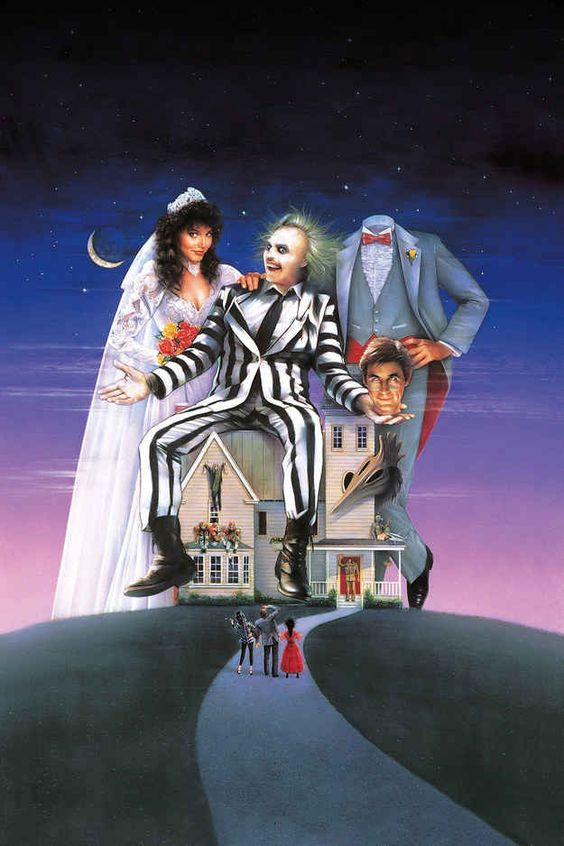Beetlejuice oldie but a goody