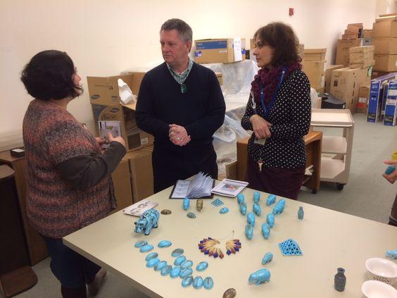 Stephen Hoskins explains the 3D Egyptian Faience project