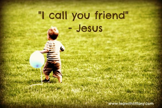 In need of a friend? I've found one. #friendship #jesus #balloon