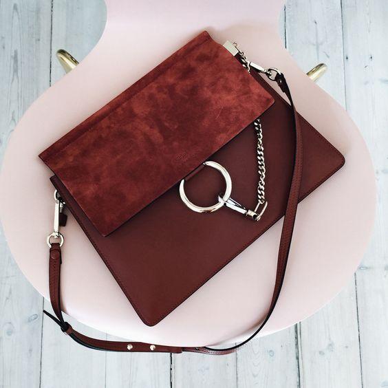fake chloe bag - My New Chlo�� Faye Bag (Trine's Wardrobe) | Bags, Wardrobes and Essie
