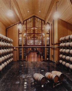 Cakebread Winery in Napa Valley - Well worth the visit.
