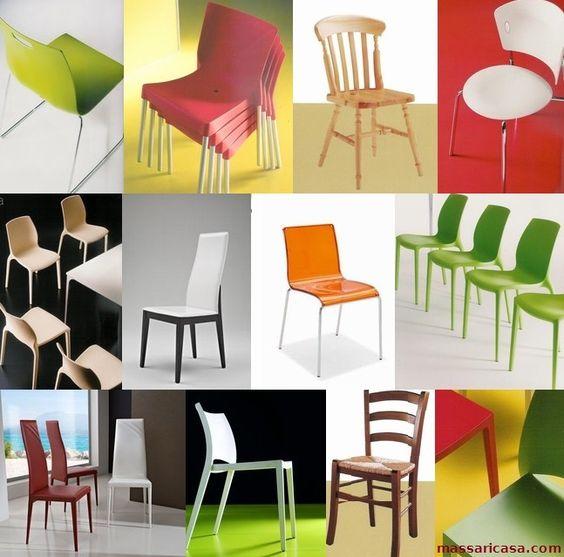 sedie e colori per tutti i gusti: design e arredo da noi sono di ... - Arredamento Design Per Tutti
