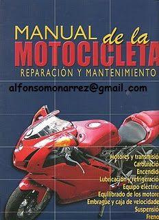 Reparación Y Mantenimiento De Motocicletas Mecanica De Motos Reparacion Y Mantenimiento Libros De Mecanica Automotriz