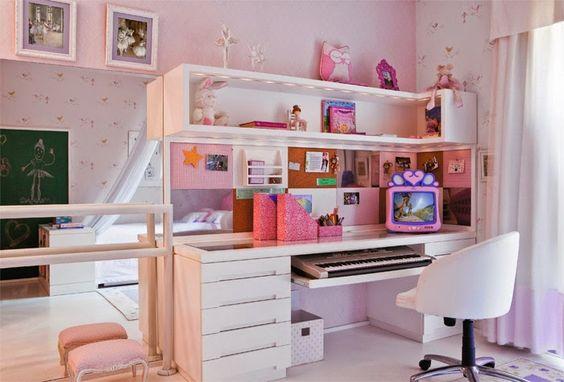 Aos 15: Como decorar quarto pequenos.