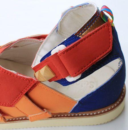 is-ness x Suicoke (Descente x Suikokku) sandal 5