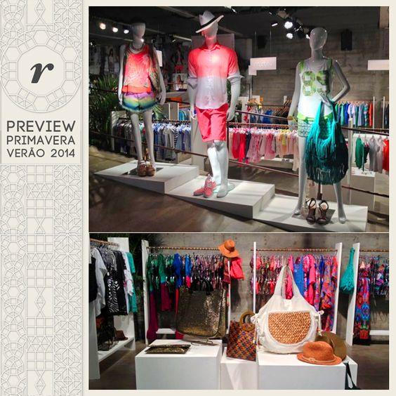 Preview Verão 2014 Renner. Em breve no Teresina Shopping.