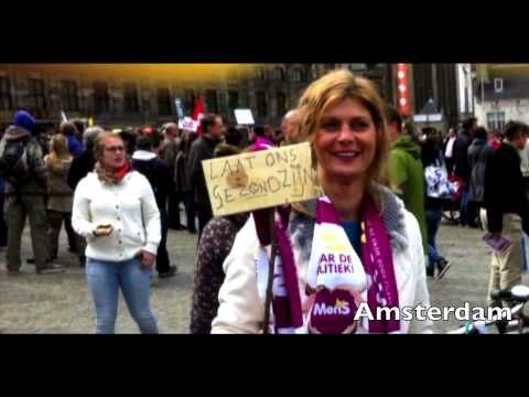 We want food not crap....  Game over Monsanto Millions March Against Monsanto and GMO - Video Remix 1