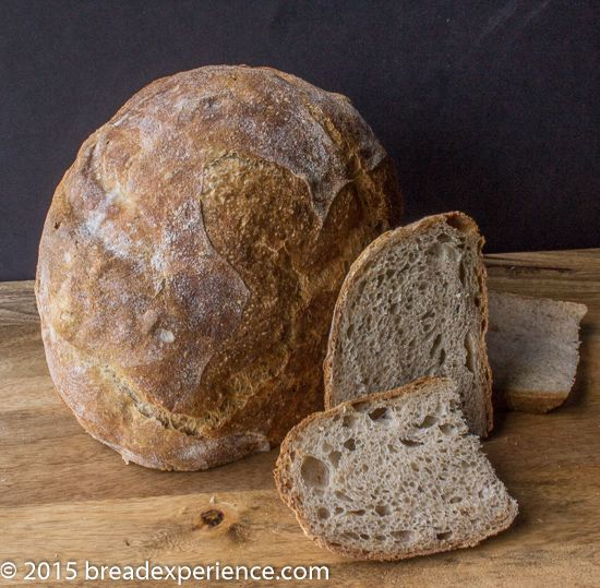 Dutch Oven Bread with Emmer -1