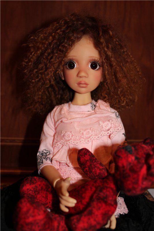 Maddison от Liz Frost / BJD - шарнирные куклы БЖД / Бэйбики. Куклы фото. Одежда для кукол