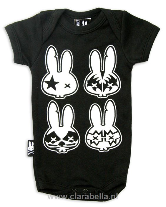 #SB #kiss #Six #Bunnies #Baby #body