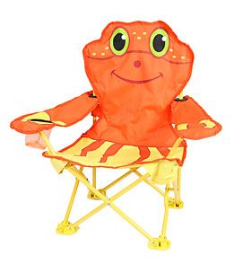 Melissa and Doug Kids' Clicker Crab Chairs