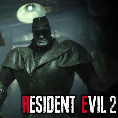 Resident Evil 2 Remake Ost Mr X Theme Music T 103 By
