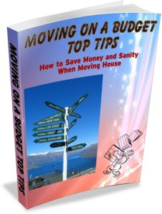 Moving On a Budget Top Tips. Grab this FREE EBook at www.movingonabudget.info. Get the info that will make your move go smoothly!.