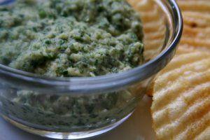 Arugula White Bean Dip Recipe | Bean Dip, Bean Dip Recipes and White ...