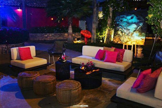 Classy Cabo Skys Themed Magazine Launch Party #eventdesignbymariannaidirin