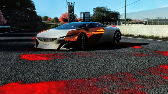 DRIVECLUB | Peugeot Onyx