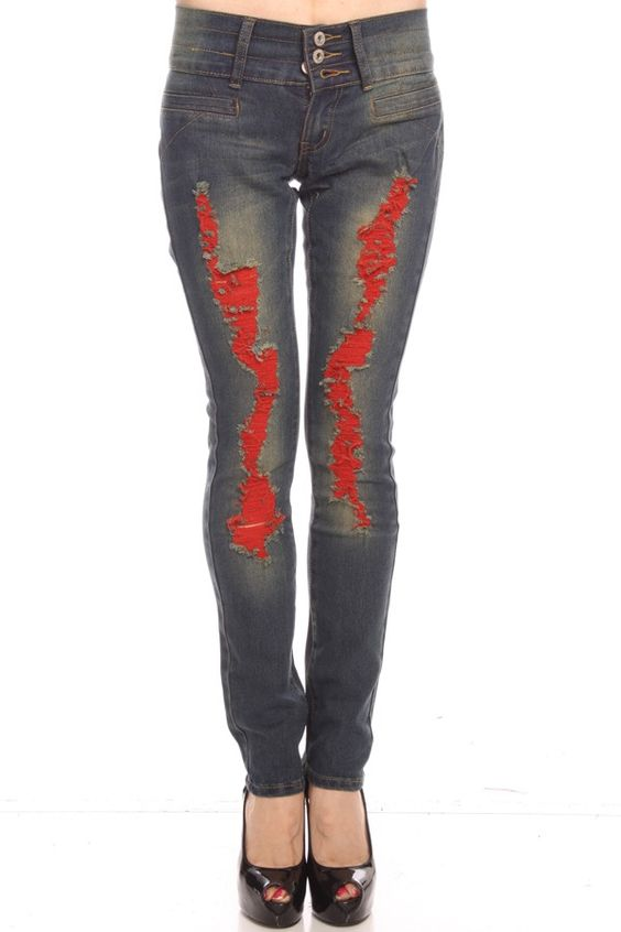 denie jeansskinny jeanswomen jeansfashion jeanscheap jeans