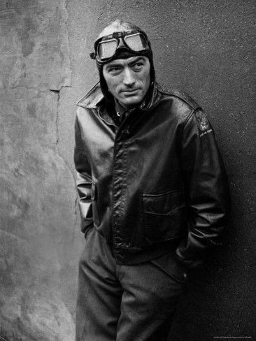 WWII American Bomber Pilot