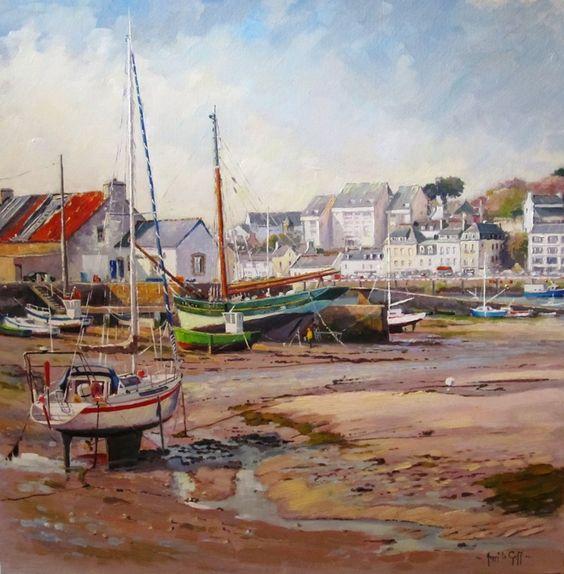 5 exposition de peinture henri le goff peintre breton tableaux marines et paysages de. Black Bedroom Furniture Sets. Home Design Ideas