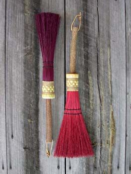 Grassy Creek Brooms Brooms Witch Decor Handmade Broom