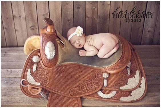 little western baby....