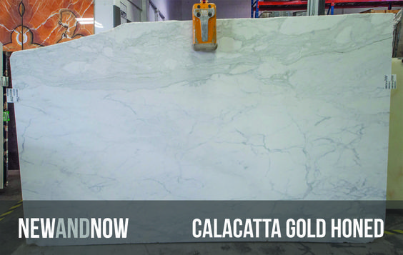 Calacatta Gold Honed