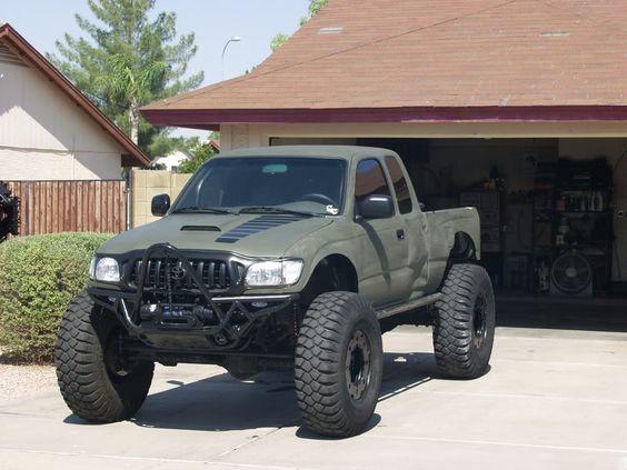 i want this tacoma