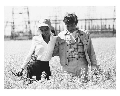shesinacoma:  Audrey Hepburn and Albert Finney during the filming of Two for the Road