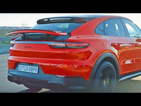 1 Porsche Cayenne Coupe 2020 Features Specs Driving Youtube Porsche Porsche Cayenne Coupe