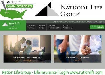 Nation Life Group Life Insurance Login Www Nationlife Com