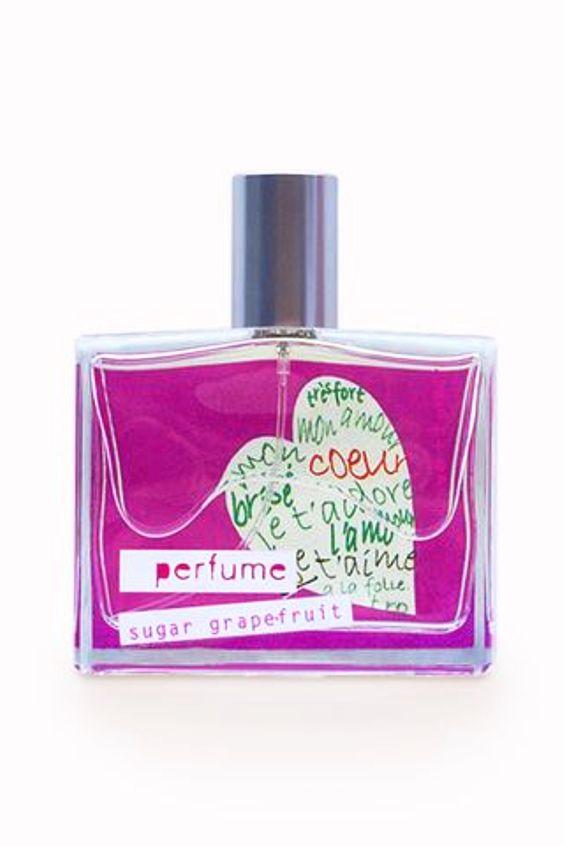 Sugar Grapefruit Perfume