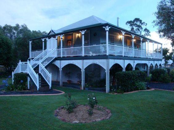 Pinterest the world s catalog of ideas for Queenslander home designs australia