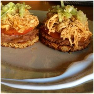 Mexican Chicken Stacks - Dinner anyone?