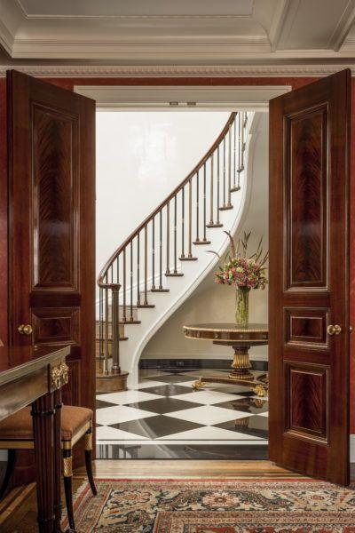 фото красивой лестницы
