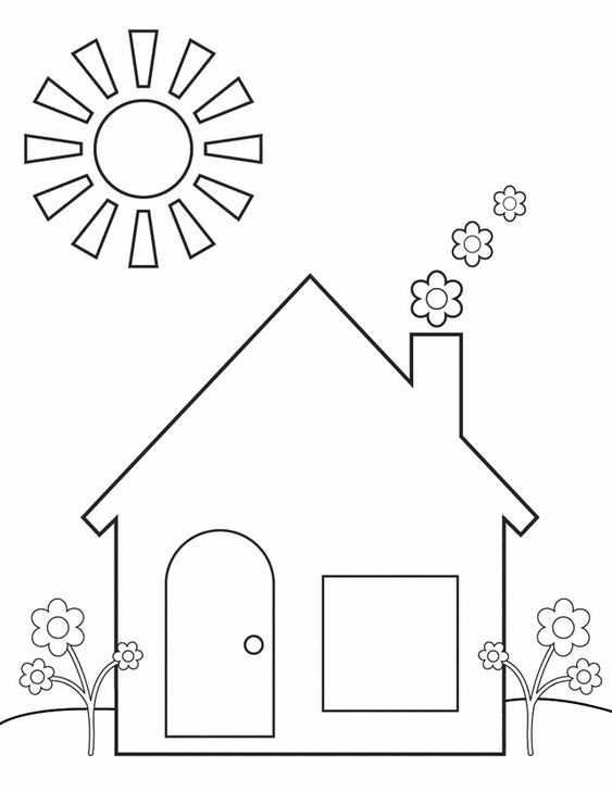 welcome home dad coloring pages - photo#28