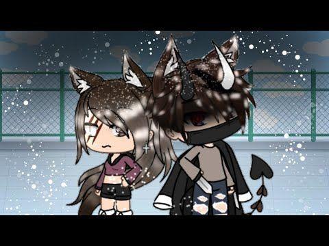 The Alpha And His Wolfie Gacha Life Series Ep 1 Youtube Alpha Anna Blue Life