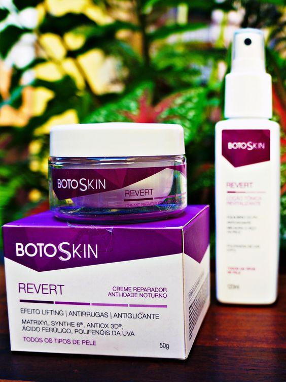 Revert BotoSkin funciona Resenha cuidados com a pele