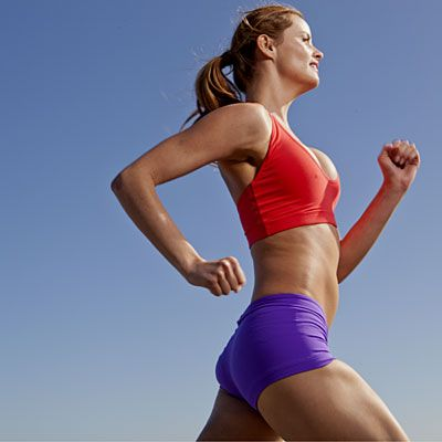 Torch up to 700 calories with this fun cardio workout, and check out these painless 500-calorie food swaps. | Health.com