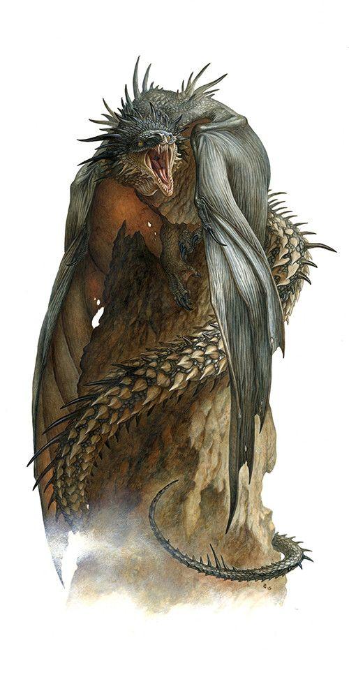 Dragon prehistorico