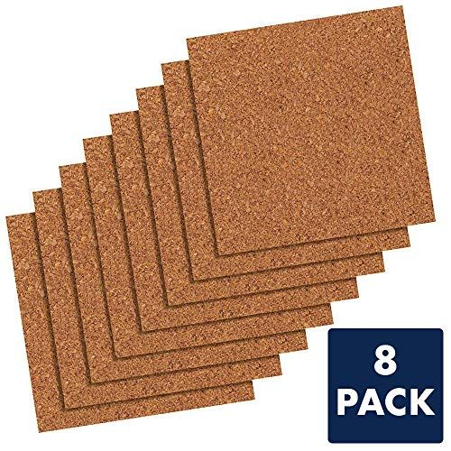 Quartet Cork Tiles 12 X 12 Cork Board Bulletin Board Https Www Amazon Com Dp B004j2hr4m Ref Cm Sw R Pi Dp U X I Cork Board Wall Cork Board Cork Tiles