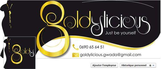 Bannière Goldilycious