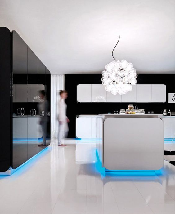 Urban Kitchen Ideas By Euromobil | Kitchens, Futuristic Interior And  Interiors Nice Design
