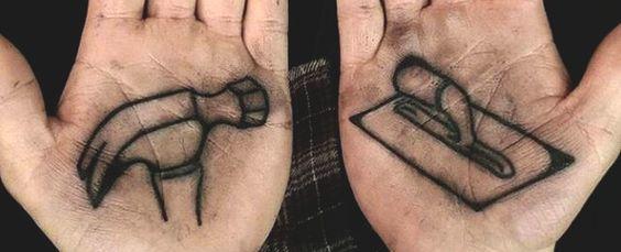 best hand men tattoos designs