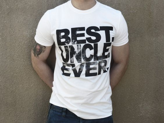 BEST UNCLE EVER t shirt. Awesome uncle Looks Like. Gift for Uncle. Fathers Day Gift. Animal, wolf t shirt. Wedding gift. Birthday gift by Crafteri on Etsy
