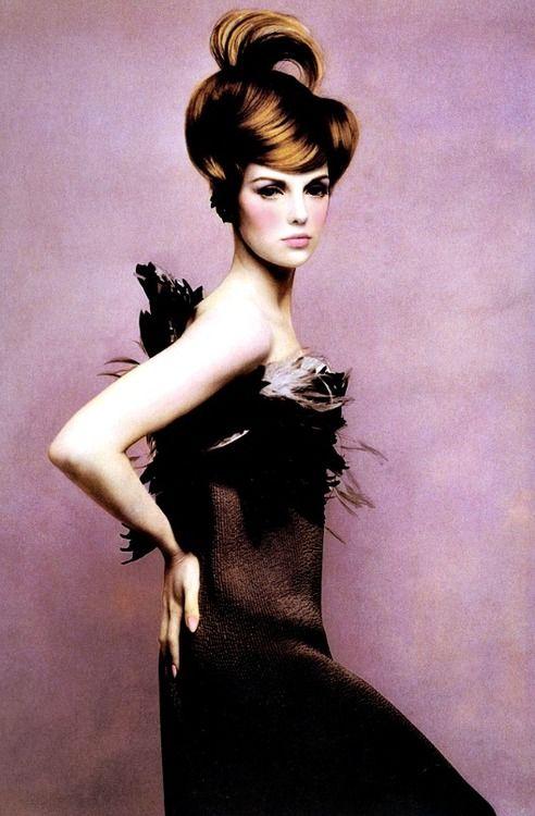 Donna Mitchell, Harper's Bazaar, November 1963